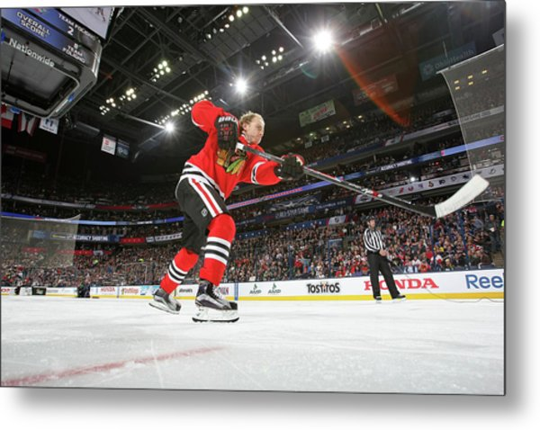 2015 Honda Nhl All-star Skills Metal Print