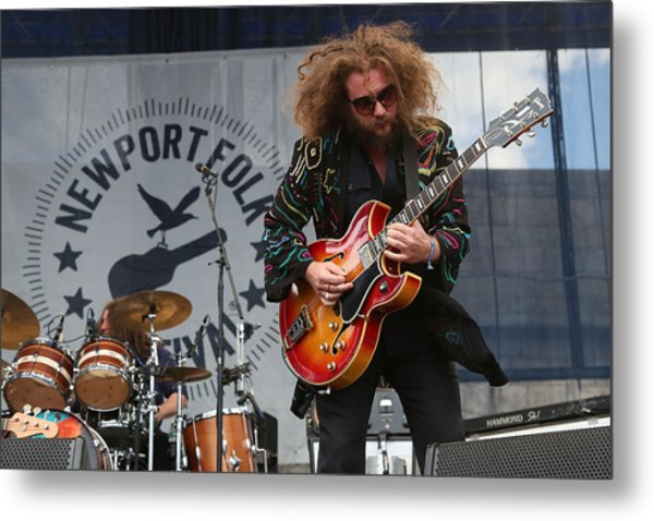 2015 Newport Folk Festival - Day 1 Metal Print by Taylor Hill