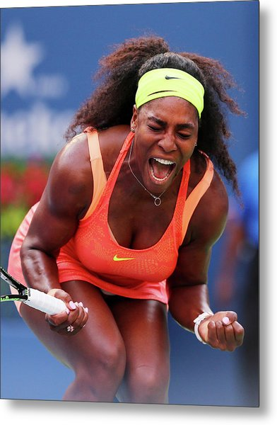 2015 U.s. Open - Day 3 Metal Print