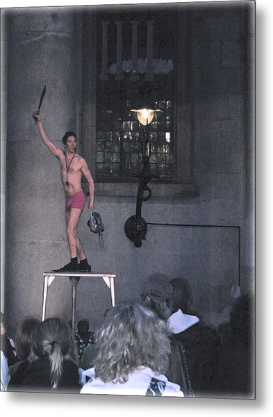 21st Century Gaul Metal Print by Gregory Whiting