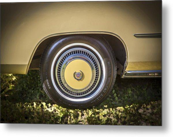 1978 Cadillac Eldorado Metal Print