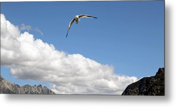 Bariloche Argentina Metal Print by Jim McCullaugh