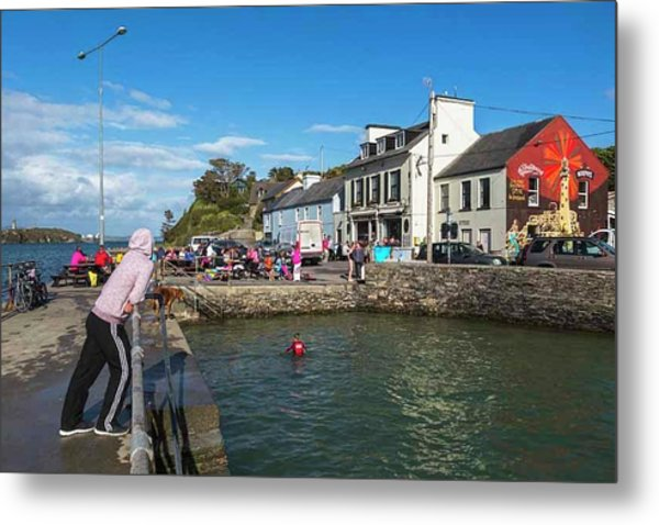 Crookhaven, Ireland Metal Print
