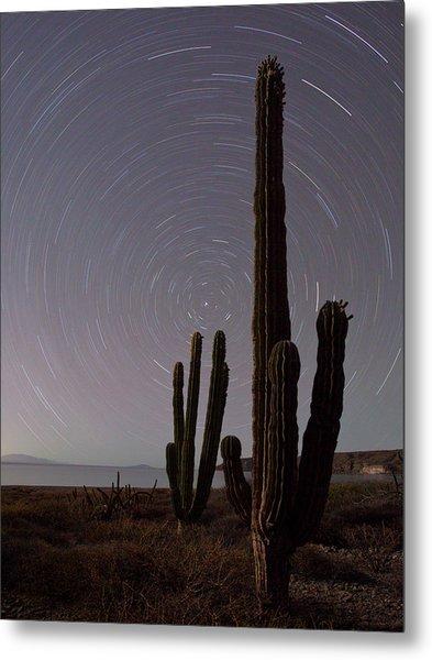 Isla Carmen, Sea Of Cortez, Baja, Mexico Metal Print by Gary Luhm