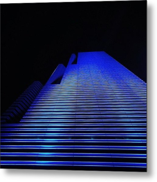 Miami Tower - Miami ( 1986 ) Metal Print