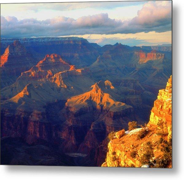 Usa, Arizona, Grand Canyon National Metal Print
