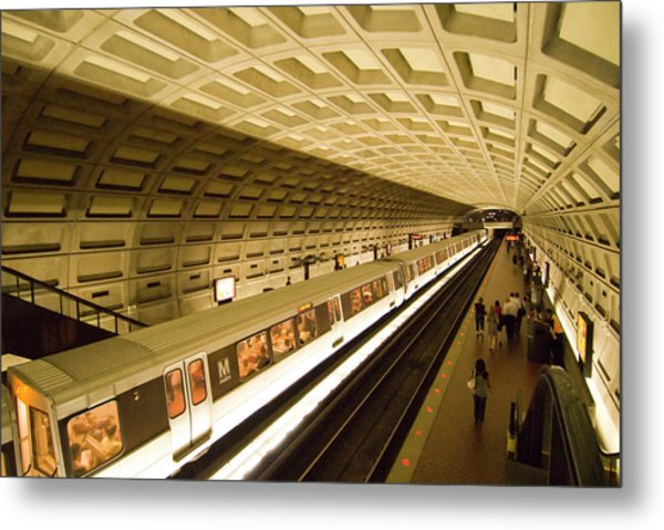 Washington Dc, Usa Metal Print