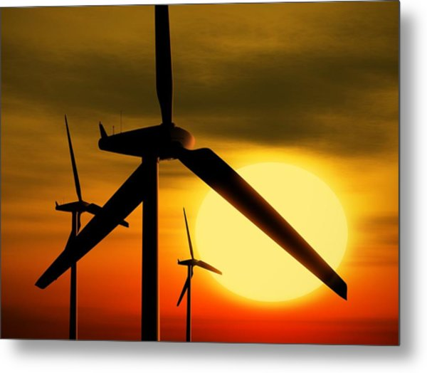 Untitled Metal Print by Science Photo Library