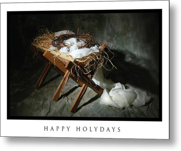Very Holydays Metal Print