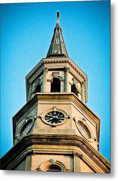 St. Philip's Episcopal Metal Print
