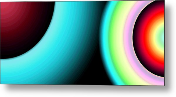 Life Is A Song Metal Print