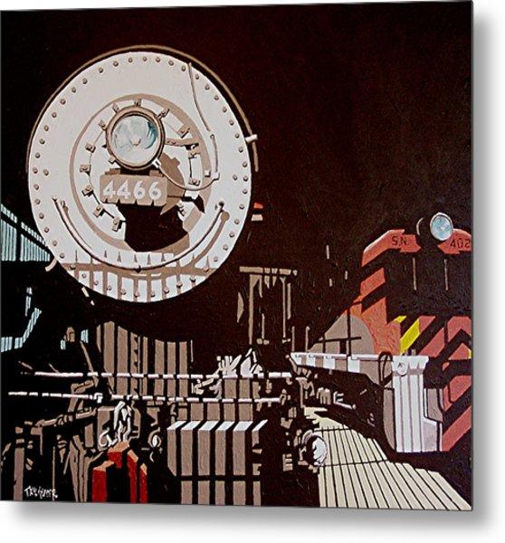 4466 Metal Print by Paul Guyer