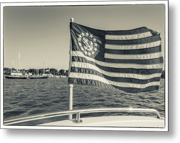 Usa, Massachusetts, Cape Ann Metal Print by Walter Bibikow