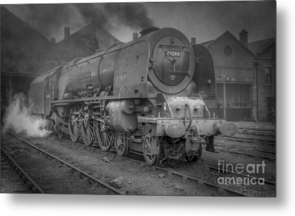 46244 King George Vi At Carlisle Metal Print