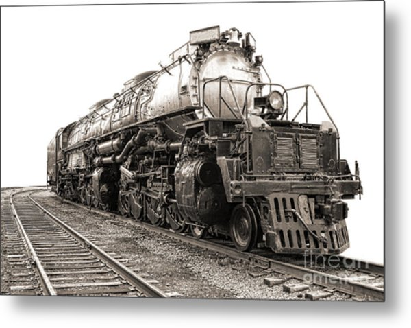 4884 Big Boy Metal Print
