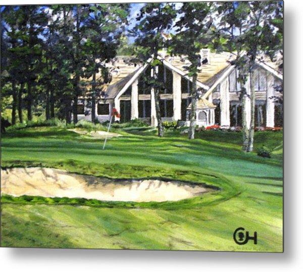4th Andrew Hudson Memorial Golf Tournament Metal Print