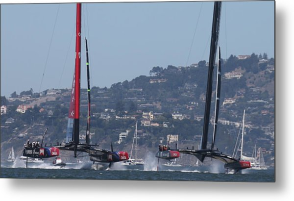 America's Cup 34 New Prices Metal Print
