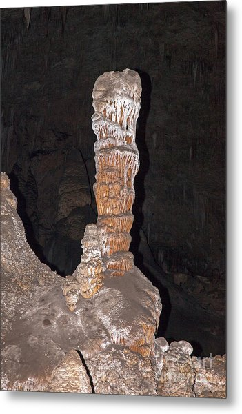 Carlsbad Caverns National Park Metal Print