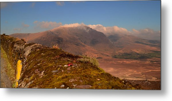 Connor Pass Metal Print by Barbara Walsh