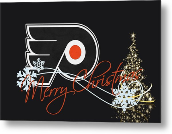 Philadelphia Flyers Metal Print
