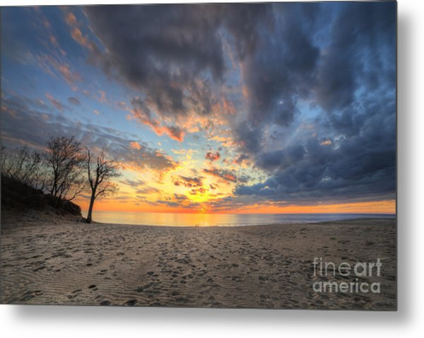 Warren Dunes State Park Metal Print by Twenty Two North Photography