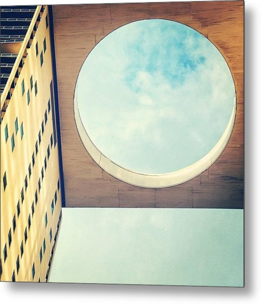 500 Brickell Bldg. - Miami Metal Print