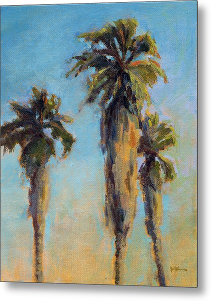 Pacific Breeze Metal Print