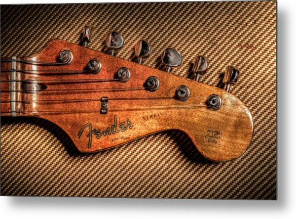 '57 Stratocaster Metal Print