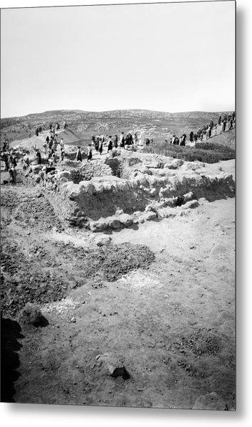 Palestine Beit Shemesh Metal Print by Granger