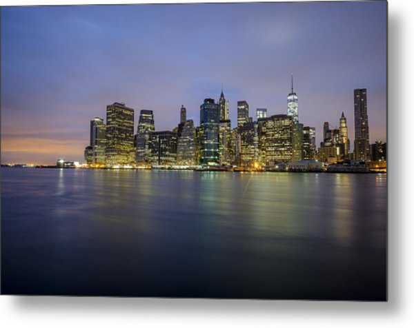 600am Metal Print by Johnny Lam