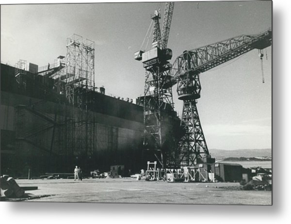 Untitled Metal Print by Retro Images Archive