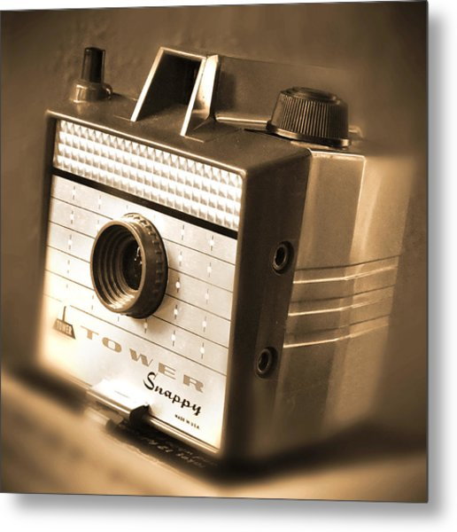 620 Camera Metal Print