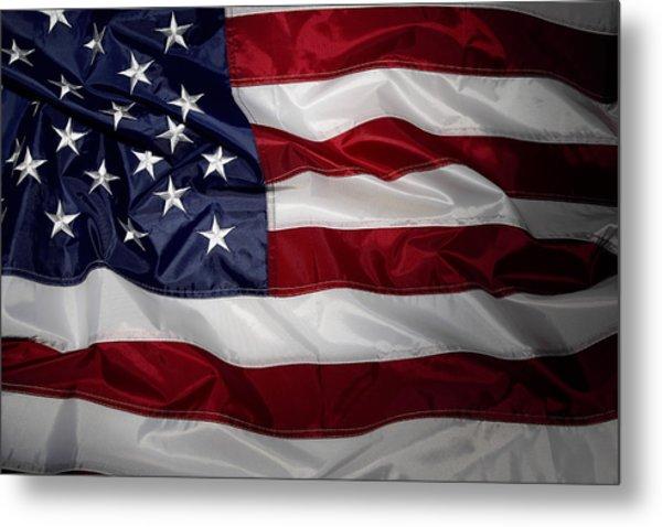 American Flag 52 Metal Print