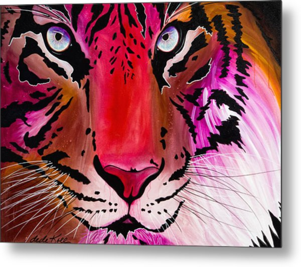 Beautiful Creature Metal Print