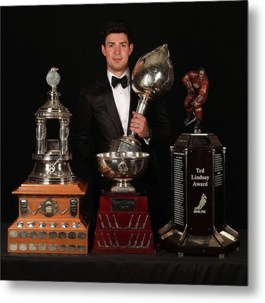2015 Nhl Awards - Portraits Metal Print