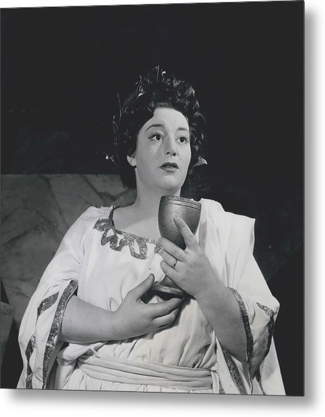 A Roman Scandal In A West End Revue Metal Print by Retro Images Archive