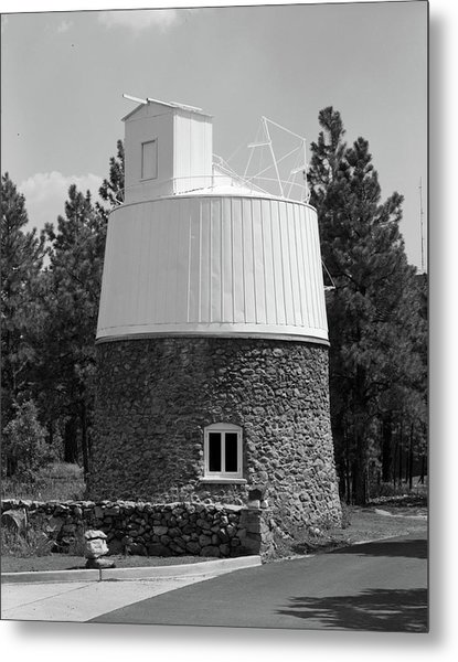 Lowell Observatory Metal Print by Granger