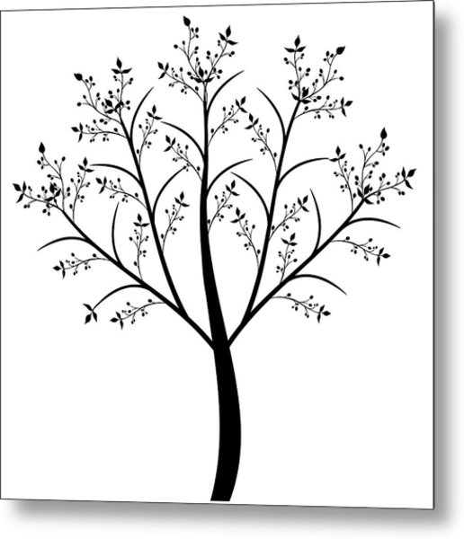 Olive Tree Metal Print by IB Photography