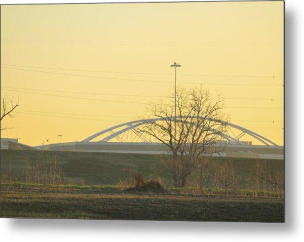 Bridges Metal Print by Tinjoe Mbugus