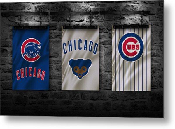 Chicago Cubs Metal Print