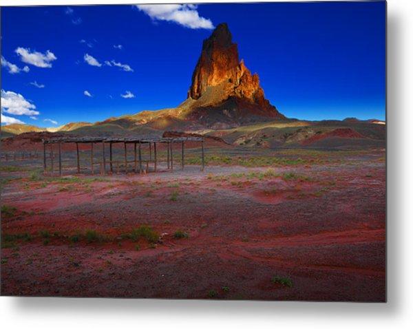 Monument Valley Utah Usa Metal Print