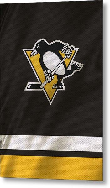 Pittsburgh Penguins Metal Print