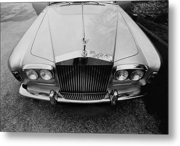 A 1974 Rolls Royce Metal Print