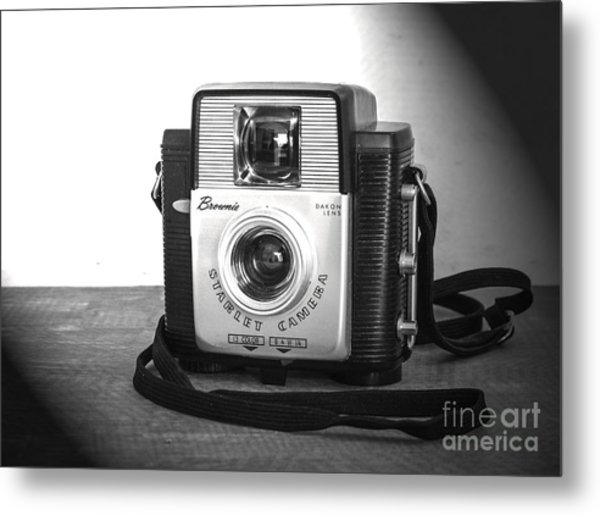 A Brownie Moment Metal Print