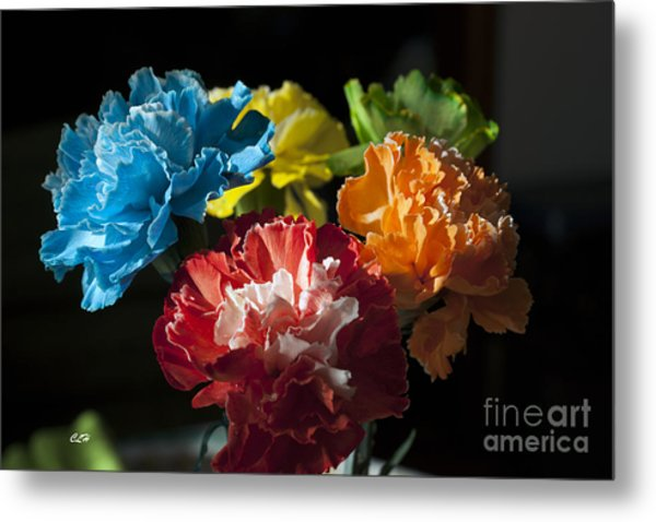 A Bunch Of Beauty Metal Print