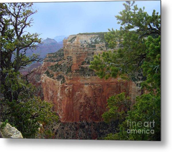 A Cape Royal Plateau Metal Print