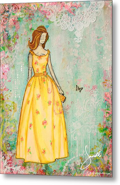 A Charmed Life Metal Print by Janelle Nichol
