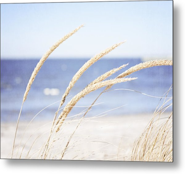 A Child Of The Summer Breeze Metal Print