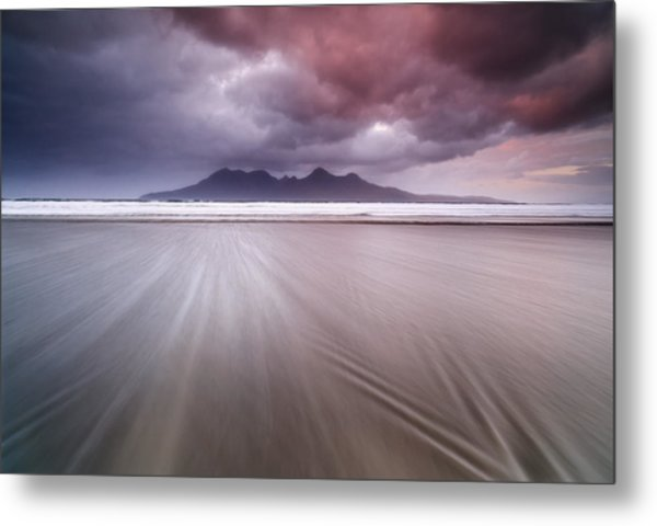 A Dream Called Ra?m Metal Print by Luigi Ruoppolo