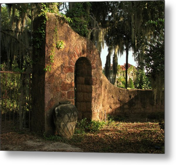 A Glimpse Into Yesteryear  Metal Print